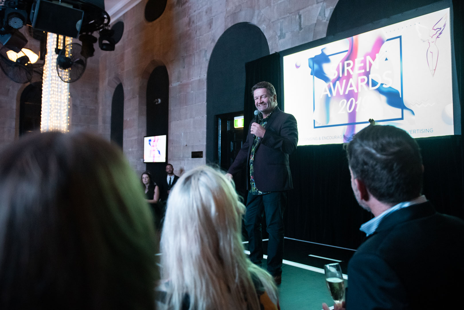 Clemenger BBDO Sydney's Dry July ads named best radio campaign at the annual 2019 Siren Awards
