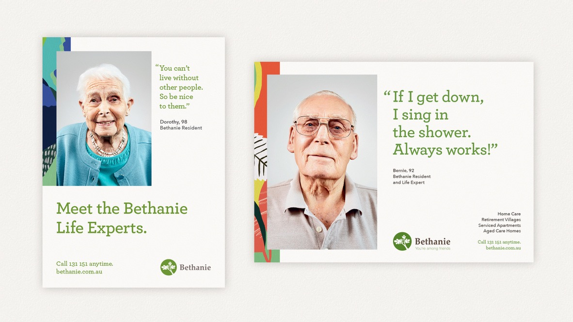 Bethanie provides life advice from 'The Life Experts' in latest brand campaign via Meerkats