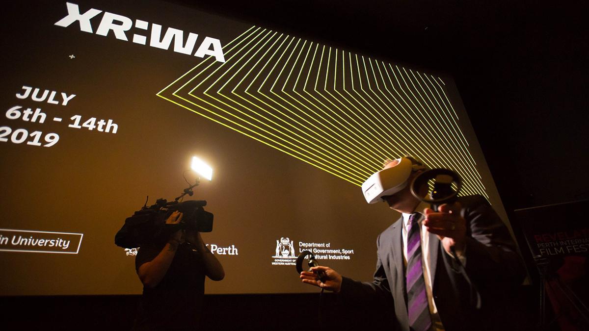 XR:WA virtual reality festival announced
