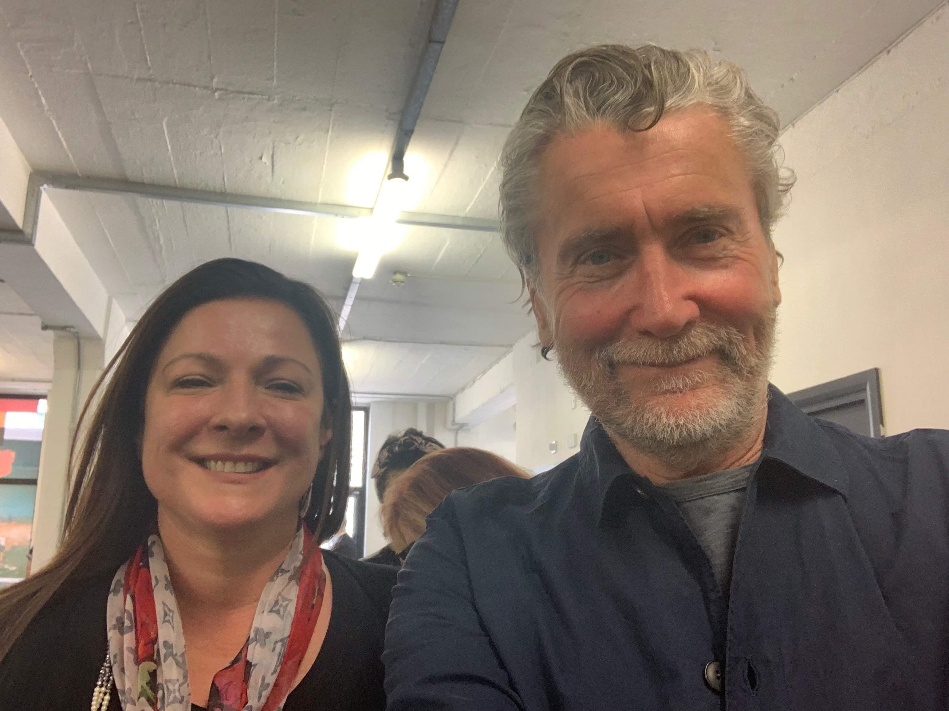 Will Alexander's D&AD Diary #3 – Q&A with D&AD's Tim Lindsay and Paula Taylor