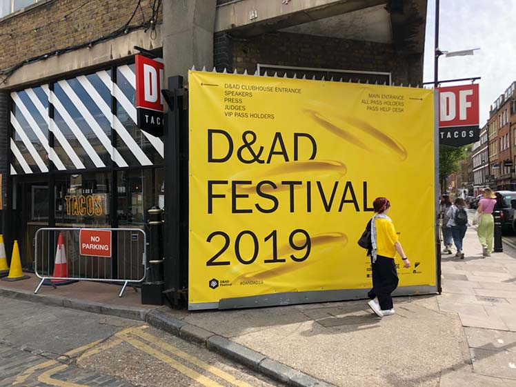 THE GENITAL ART OF PERSUASION : THE GLUE SOCIETY'S JONATHAN KNEEBONE'S D&AD 2019 REVIEW