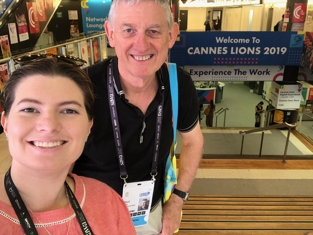 Rookie Versus Veteran: Paul and Emma Yole's Cannes Diary #3