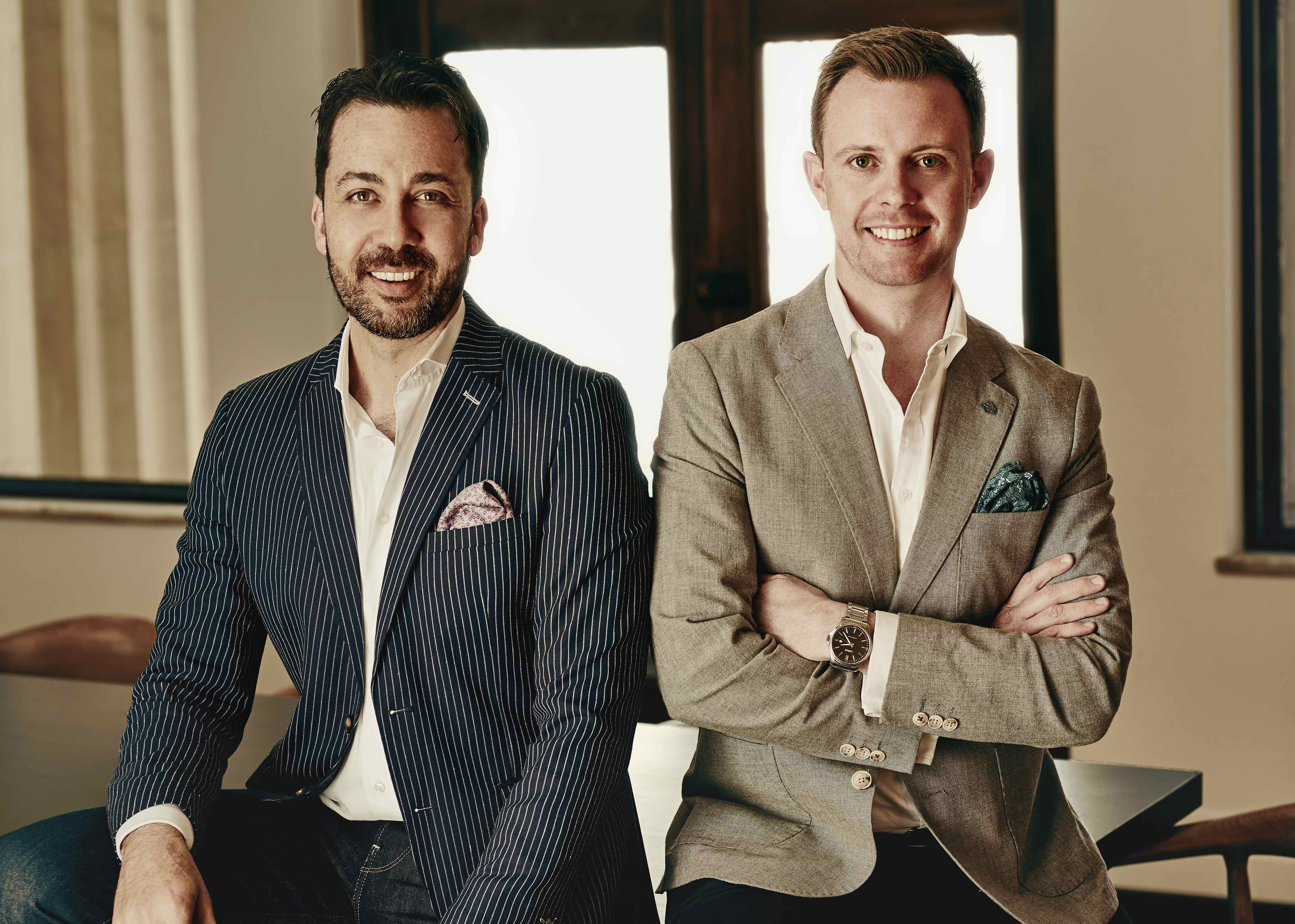René Migliore and Todd Baker take the reins as joint MD's at 303 MullenLowe Perth