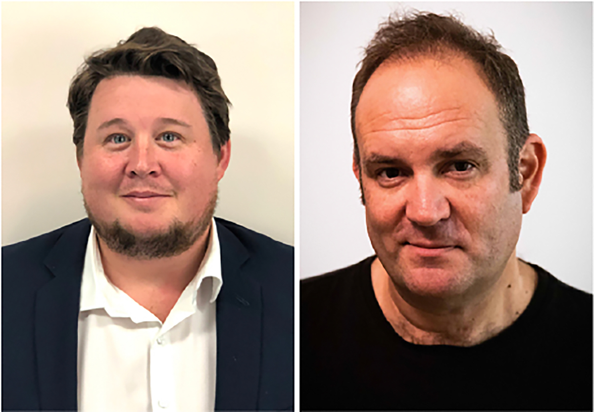 Digital Loop team grows with new hires Jack Martin and Bob Gordon
