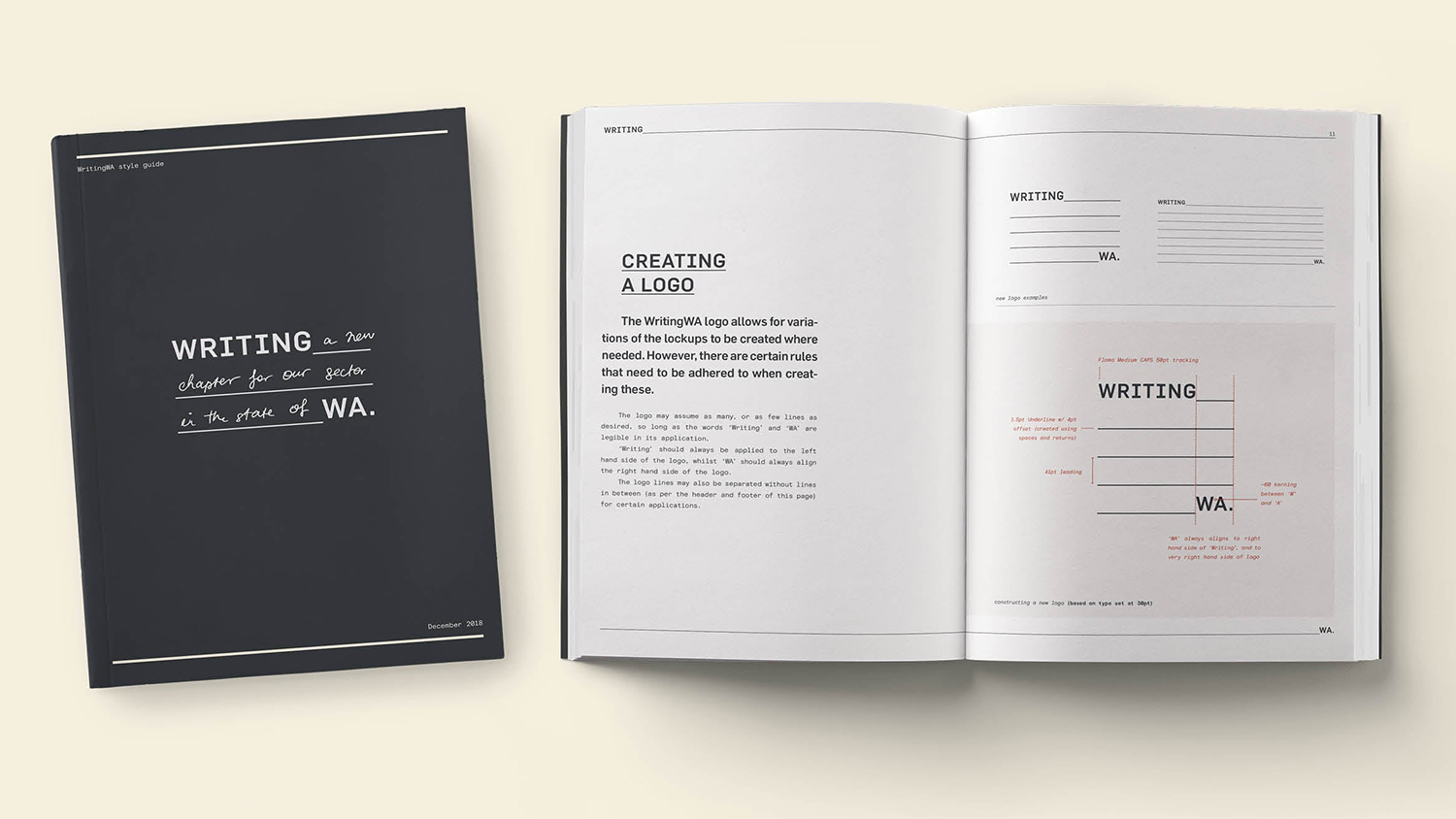 A NEW CHAPTER BEGINS FOR WRITERS IN WESTERN AUSTRALIA: BLOCK REBRANDS WRITING WA
