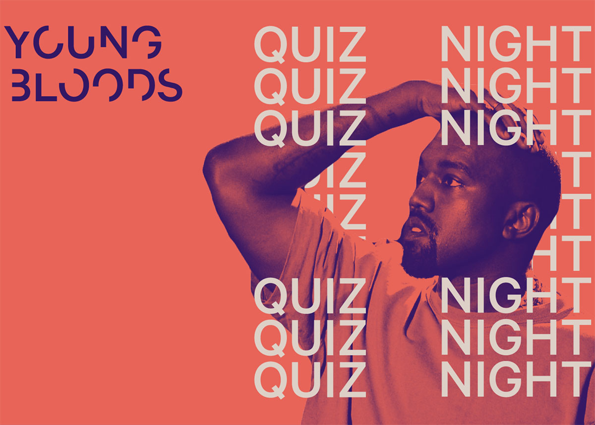 Youngbloods 2019 Quiz Night – Wednesday, July 17