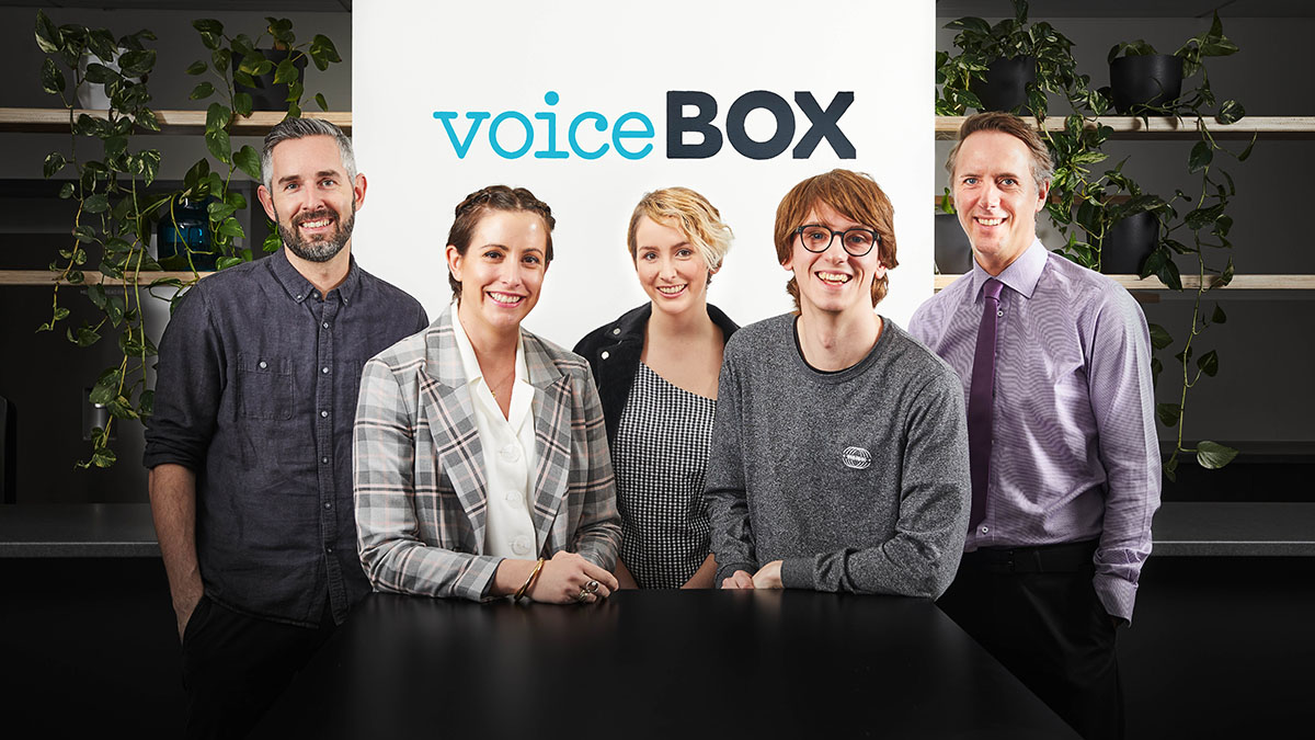 The Brand Agency launches VoiceBox to create conversational experiences for clients