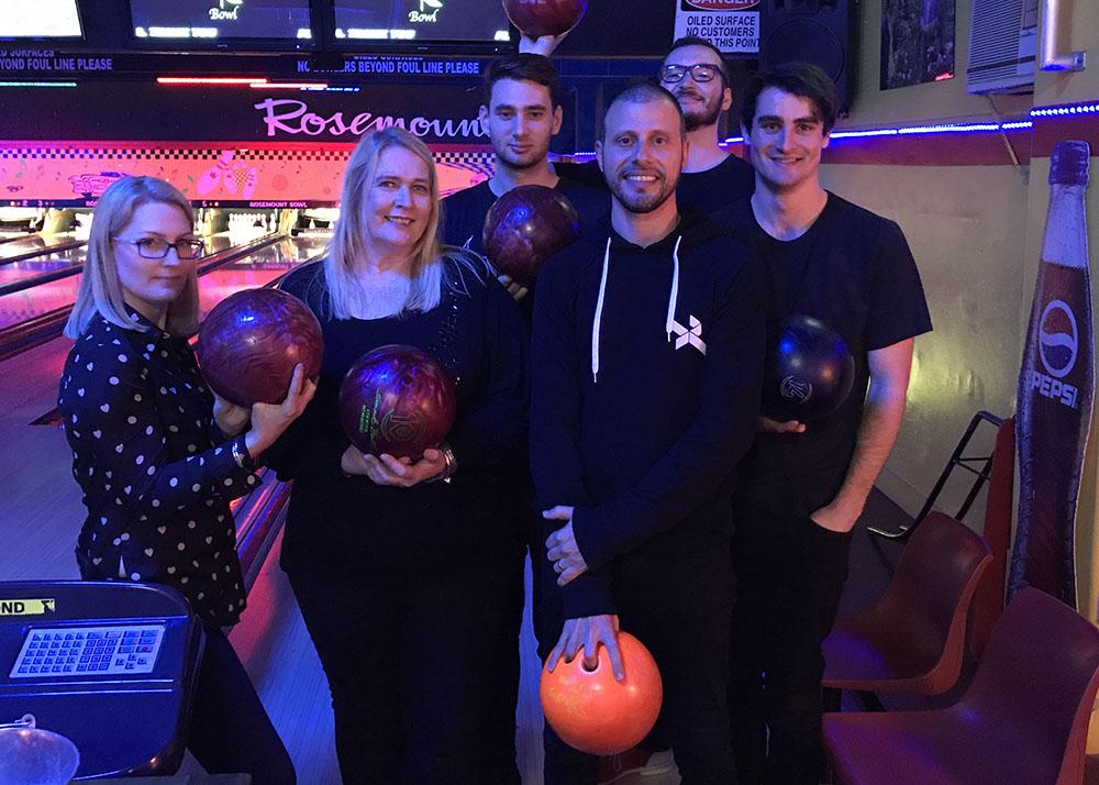 303 Mullenlowe takes out WA leg of Australian traffic network's national big bowling bash