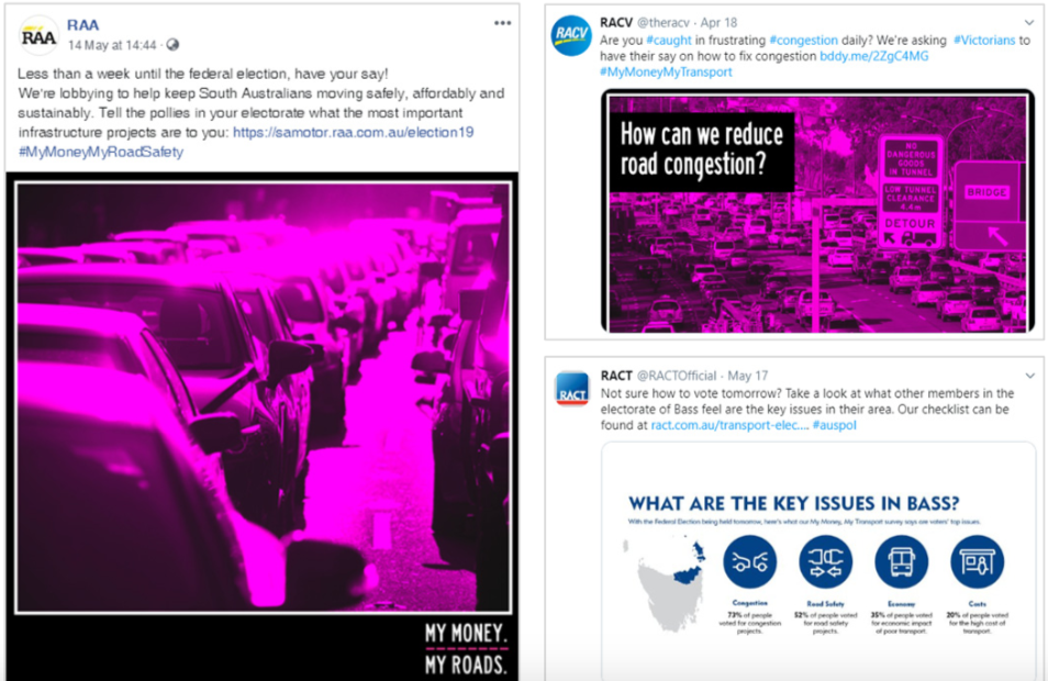 How Assemble Group and Marketforce delivered a data-driven national political advocacy campaign for the Australian Automobile Association