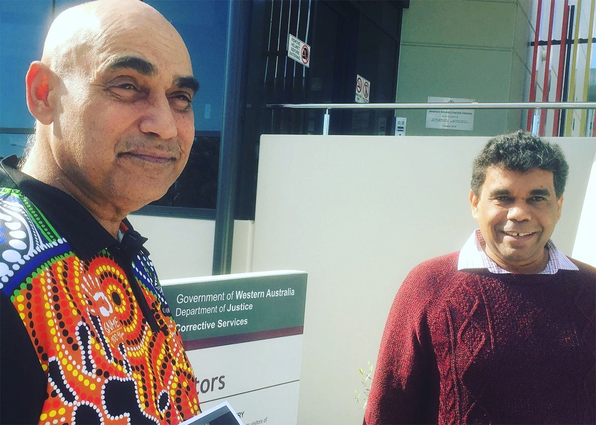 6NME 100.9FM NOONGAR RADIO CELEBRATES TEN YEARS OF BROADCASTING IN OPENING NAIDOC WEEK