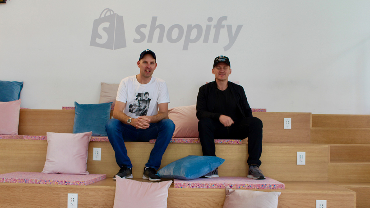 Making The Cut at Shopify Unite 2019