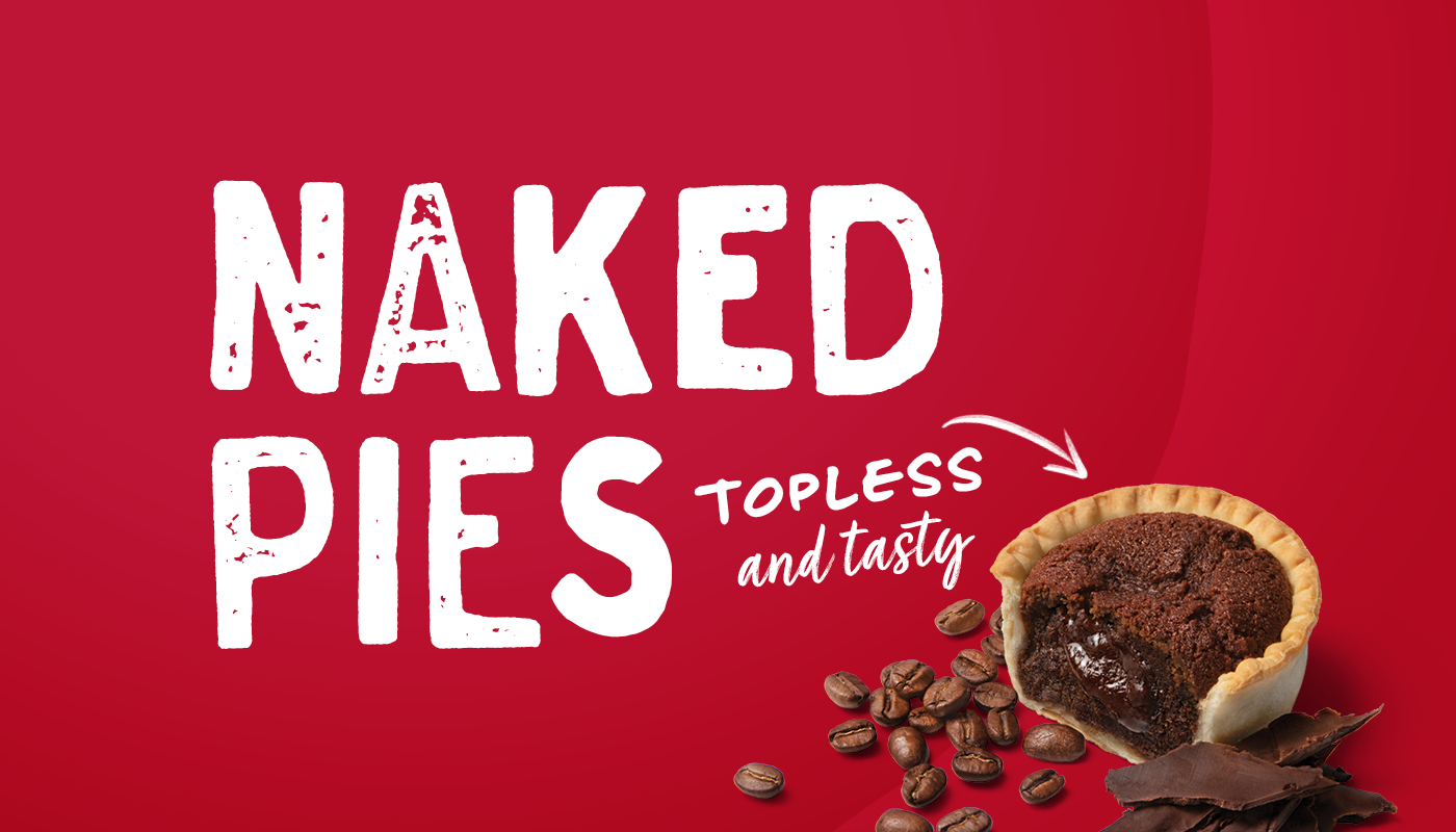The Brand Agency helps Mrs Mac's find its sweet spot with campaign for new Naked Pies