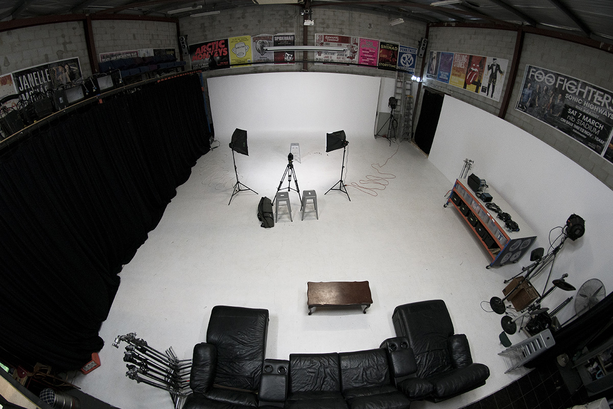 Discover Johnny Ma Studios