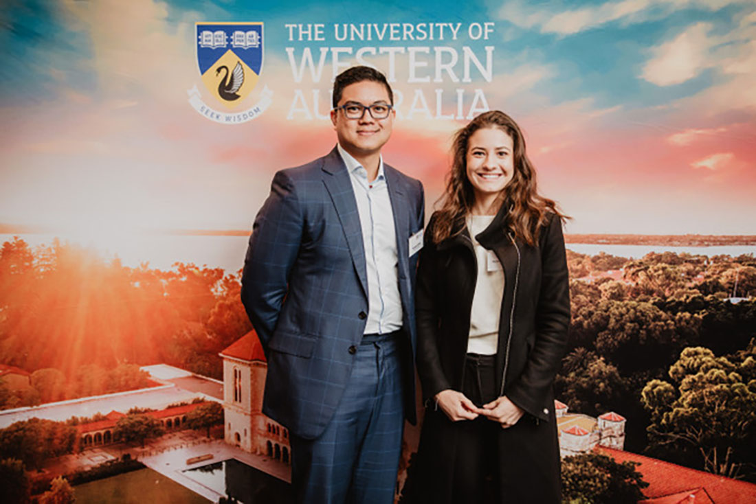 Metrix Consulting inspires the next generation of marketing professionals with UWA sponsorship