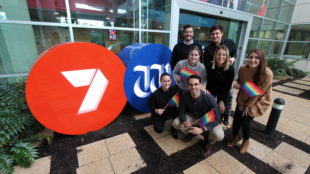 Channel Seven Perth and PerthNow partner with Pride WA for PrideFEST 2019