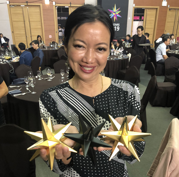 12 Grand Prix trophies and 43 Golds awarded at AdStars 2019; The Brand Agency Perth scores two Gold trophies for Foodbank WA 'Hungry Puffs'