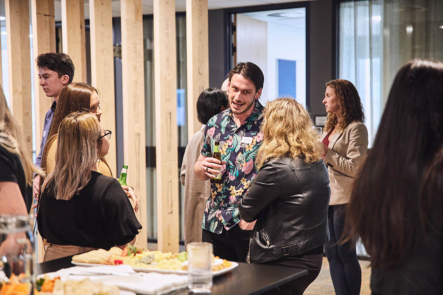 2019 Jump Start program visits The Brand Agency