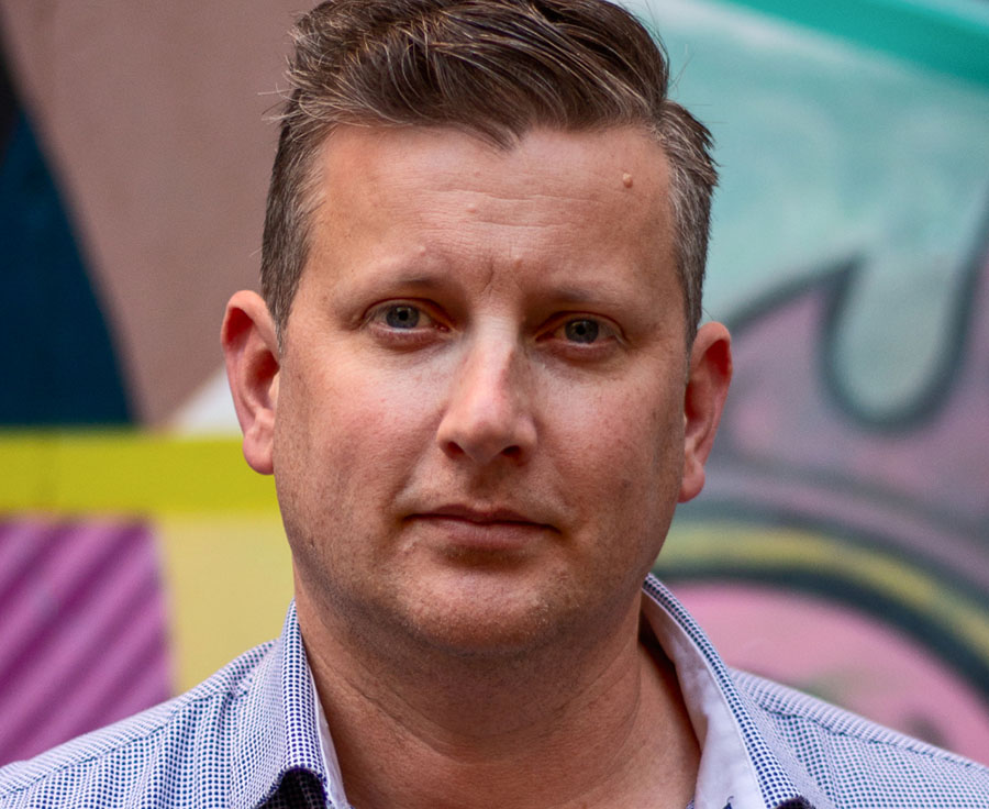 Matt Lawrence takes new Head of Technical Delivery role at Equilibrium