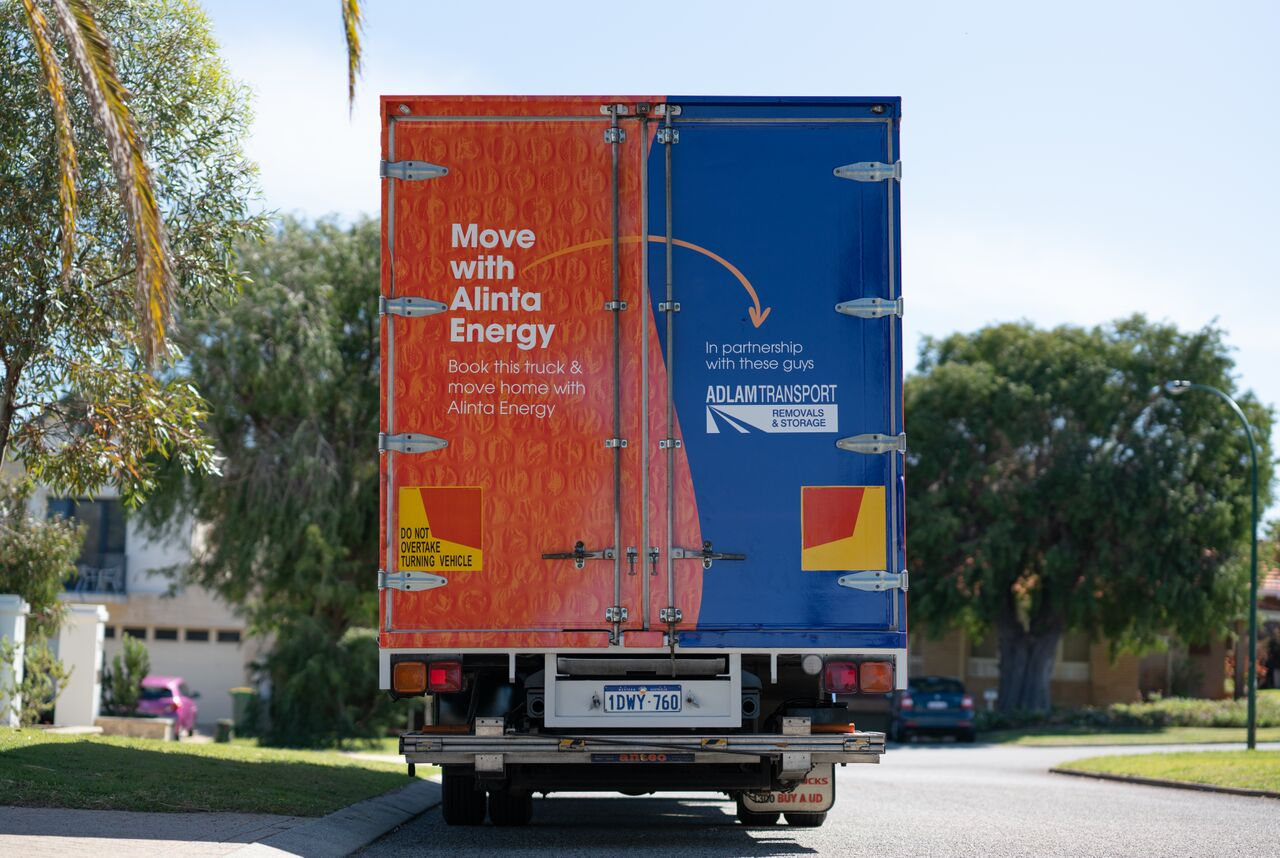 A first for an energy retailer: Alinta Energy and Marketforce help West Aussies Move Home
