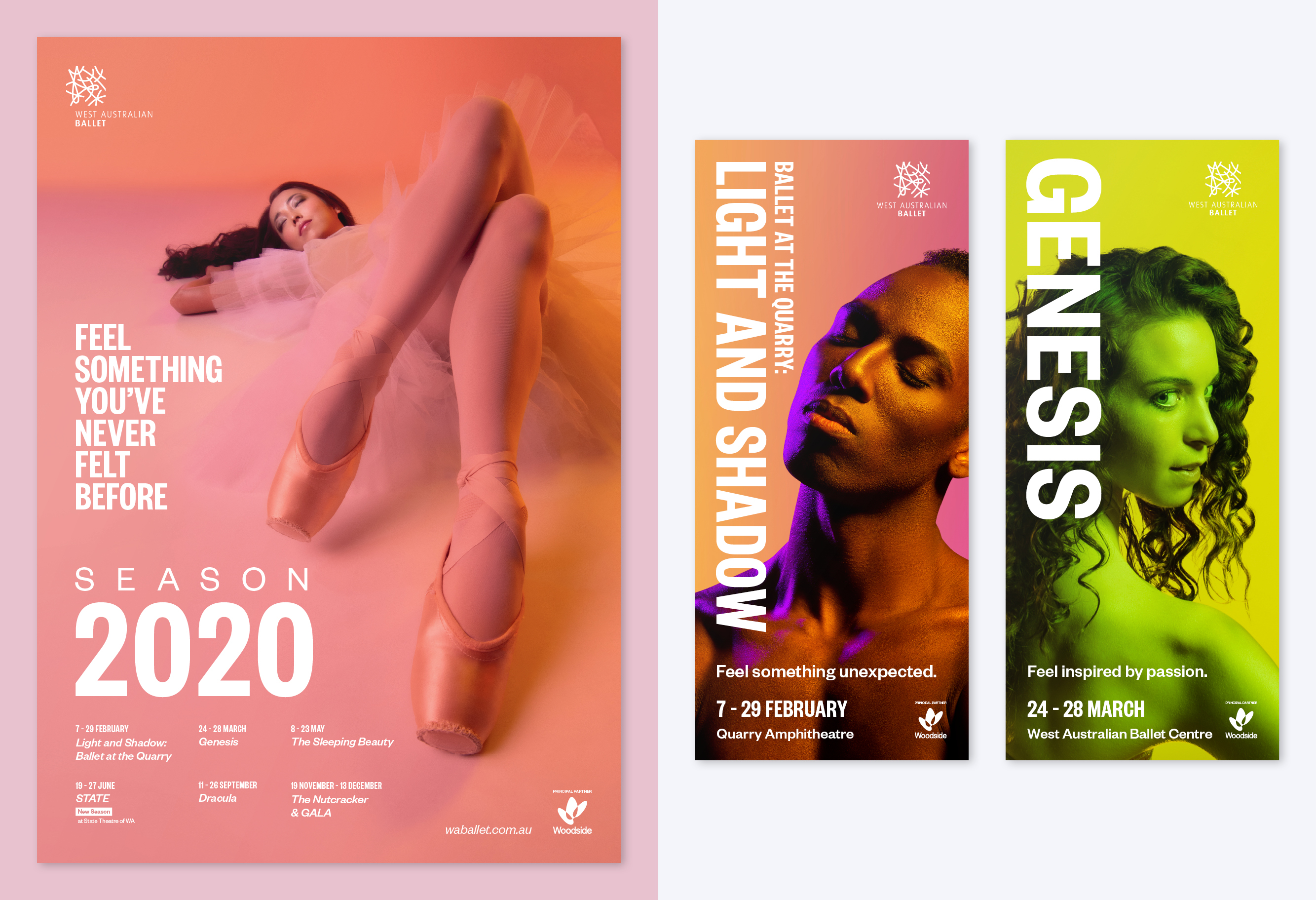 West Australian Ballet brings the power of feeling to every moment with new 2020 season campaign via Meerkats