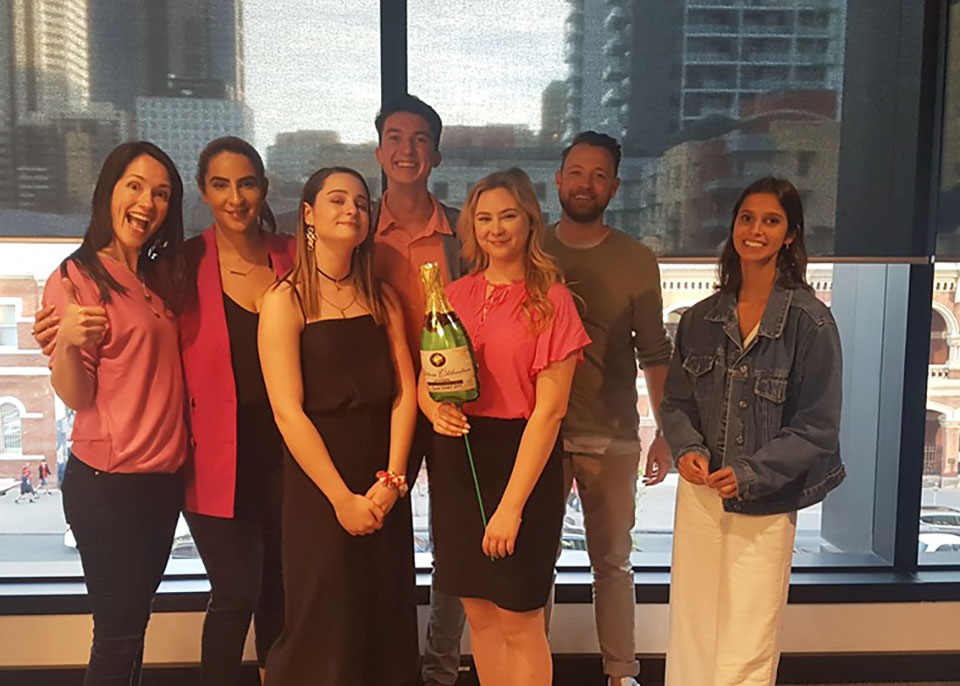 The Communications Council WA Jump Start program introduces 20 exceptional students to the local Industry