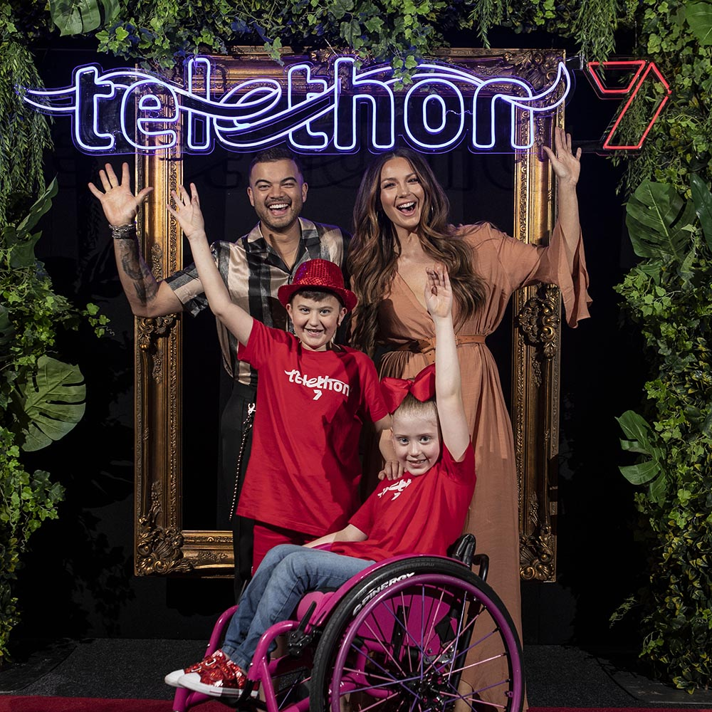 Telethon generates record-breaking $42.5 million from generous West Australians!