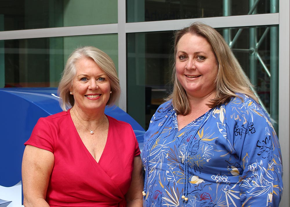 Marnie McKeown announced as Community News Group & Regional Advertising Director; Liz Molyneux promoted to Director Print Advertising at Seven West Media