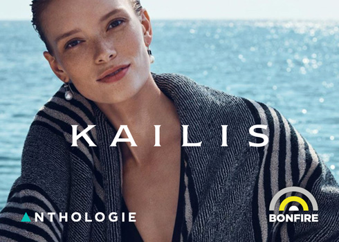 Kailis Jewellery appoints Anthologie and Bonfire as digital partners for online retail development