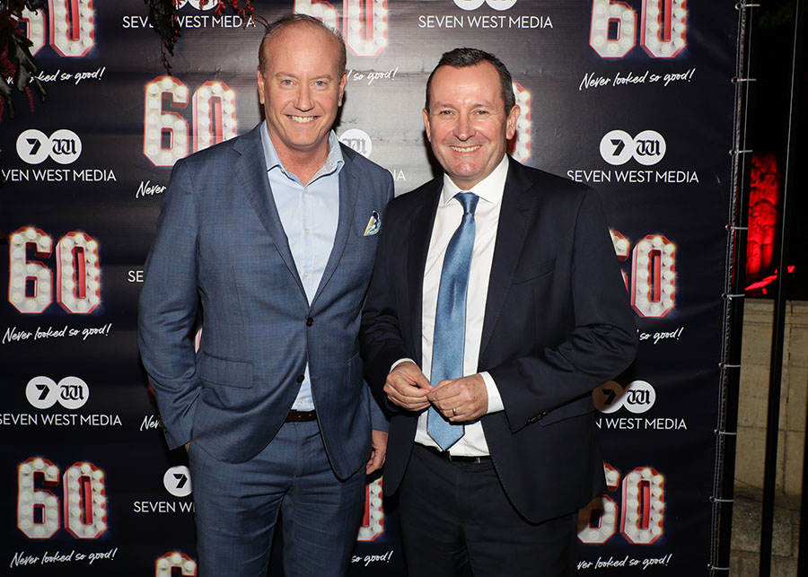 Seven West Media celebrates Channel 7 Perth's 60th Birthday and showcases why 2020 Never Looked so Good