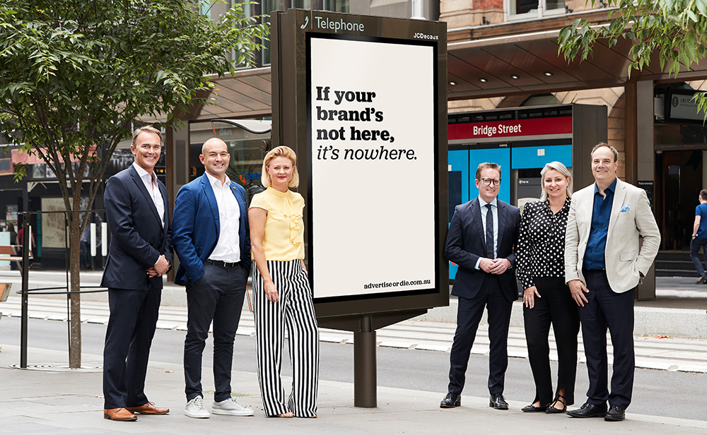 Media owners inform C-suite about the power of advertising in new campaign via Saatchi & Saatchi