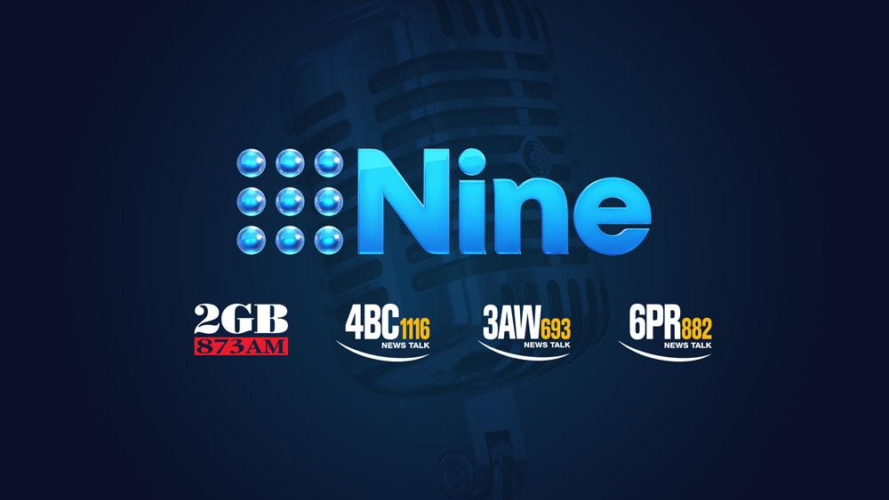 Nine drops Macquarie Media name for radio division including 6PR in Perth
