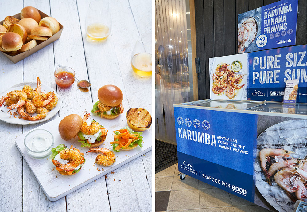 Austral Fisheries promotes Seafood for Good in latest campaign via Anthologie