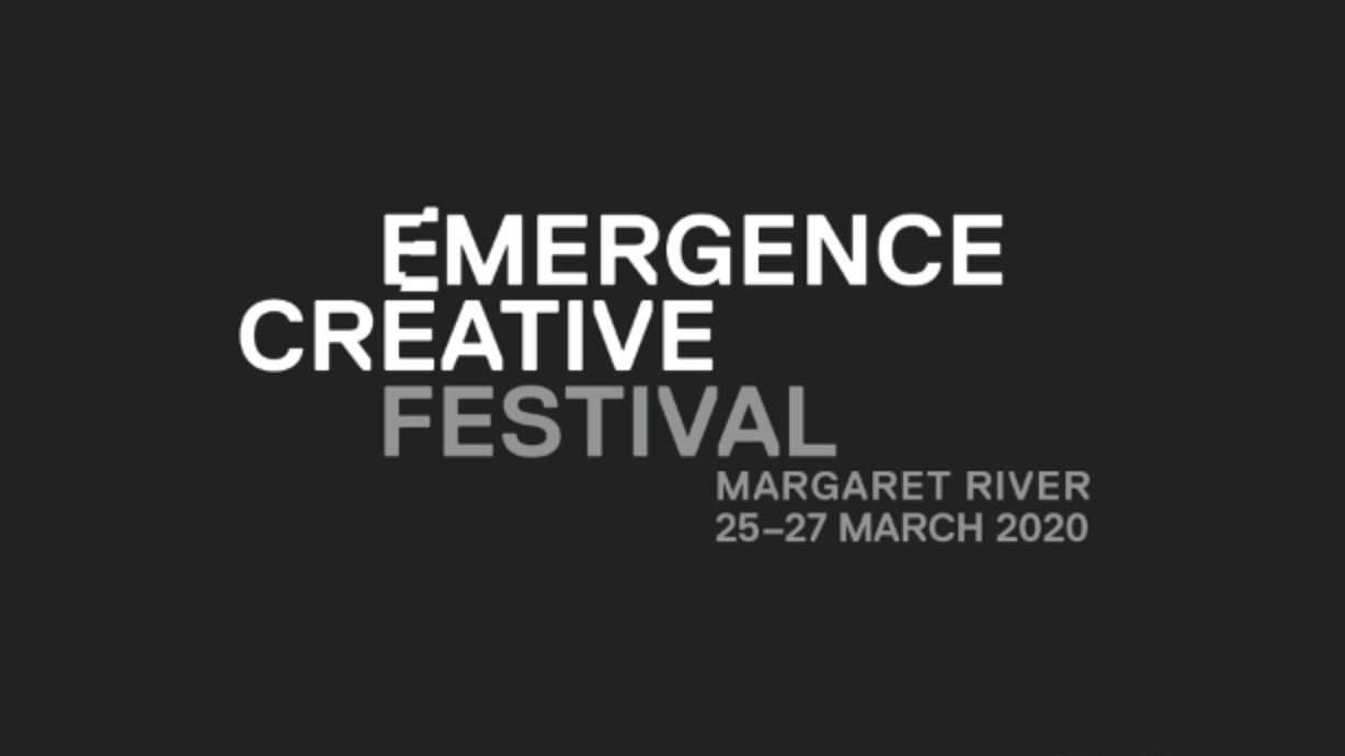 Full program now available for the 2020 Emergence Creative Festival