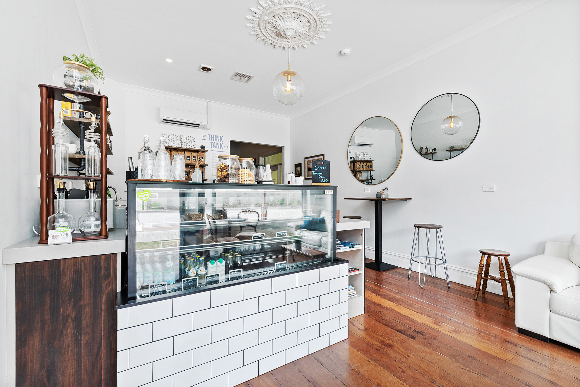 Crush offers shared workspace in Northbridge