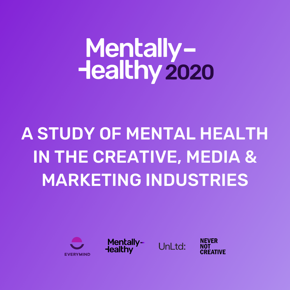 Mentally Healthy 2020 survey launches to measure changes and wellbeing in the industry