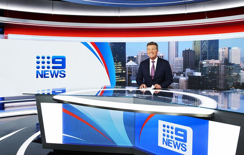 Nine's Michael Thomson celebrates milestone 40 years of bringing Perth the news