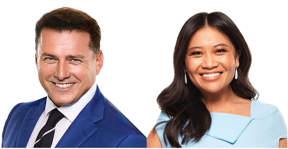 Karl Stefanovic and Tracy Vo to host the 25th Oasis Ball and Campaign Brief WA Awards