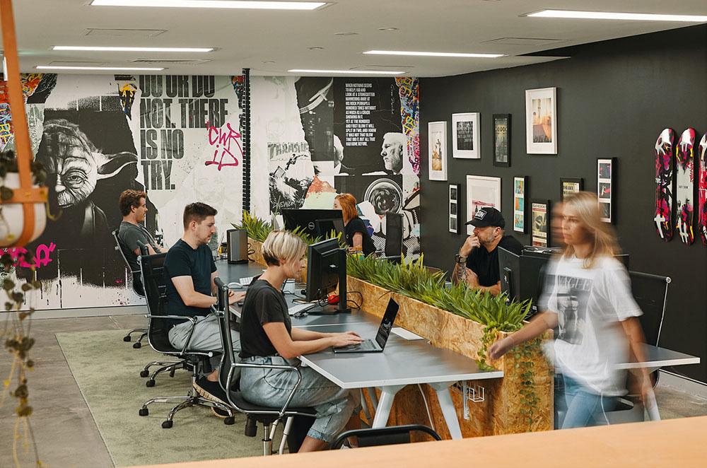 PERTH'S NEWEST CREATIVE STUDIO OPENS DOORS