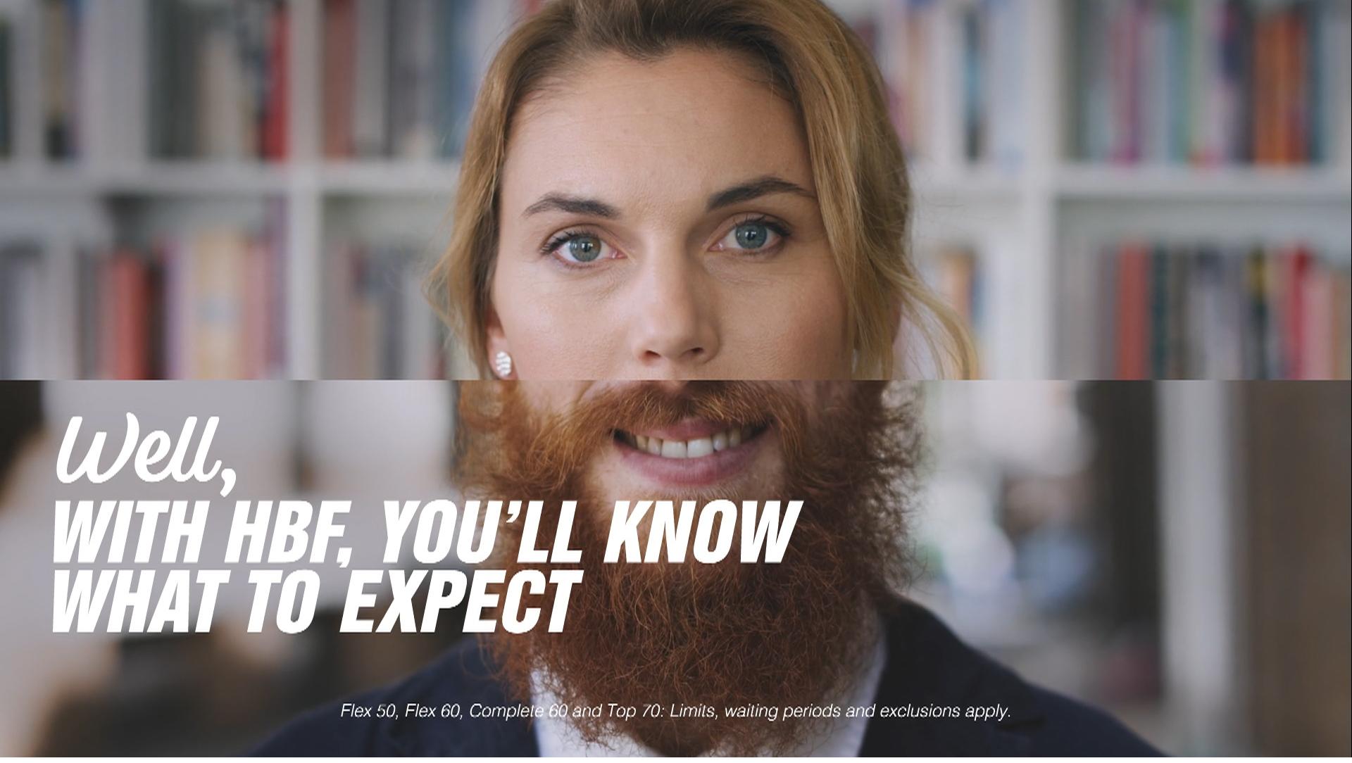 HBF unveils new extras product suite with retail campaign via Cummins&Partners, Melbourne