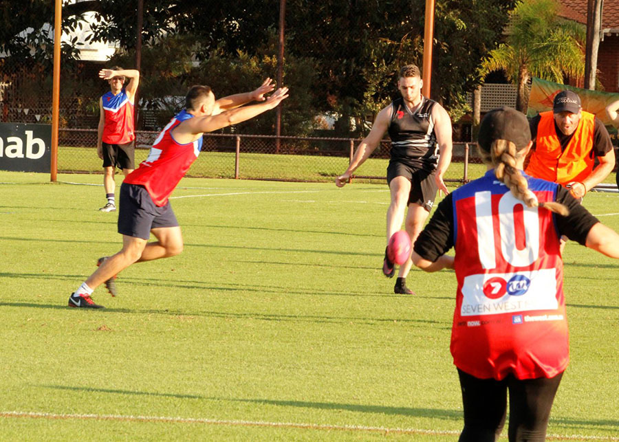 Seven West Media and the Perth agency market battle it out for the Agency All Star Cup