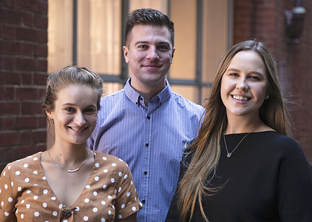 New Starters join 303 MullenLowe Perth Team