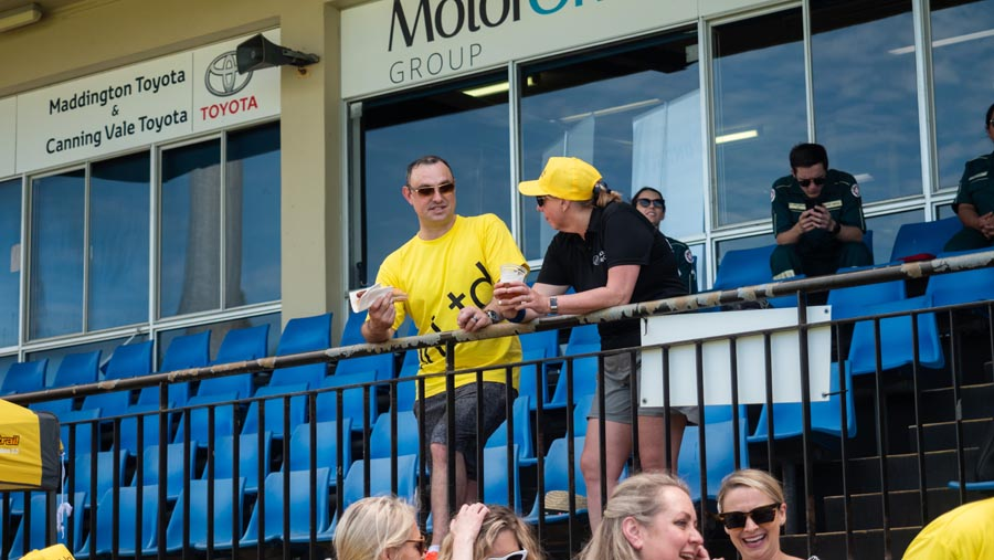 Inaugural Big Clash by Unltd held in Perth