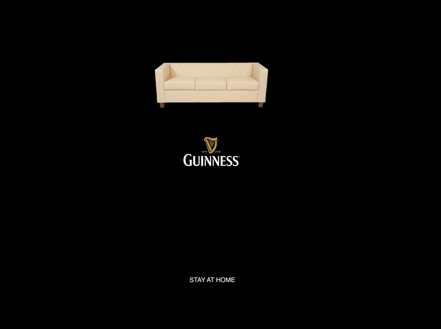 Best Ad of the Day: Guinness 'Stay at Home' by Luke O'Reilly