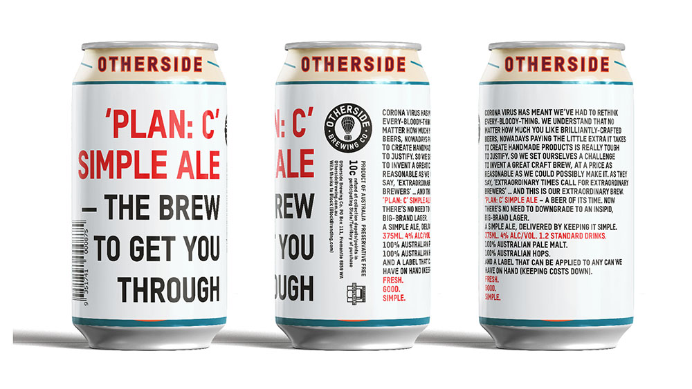 BLOCK HELPS OTHERSIDE BREWING CO. DEVELOP THEIR PLAN: C for dealing with Covid-19