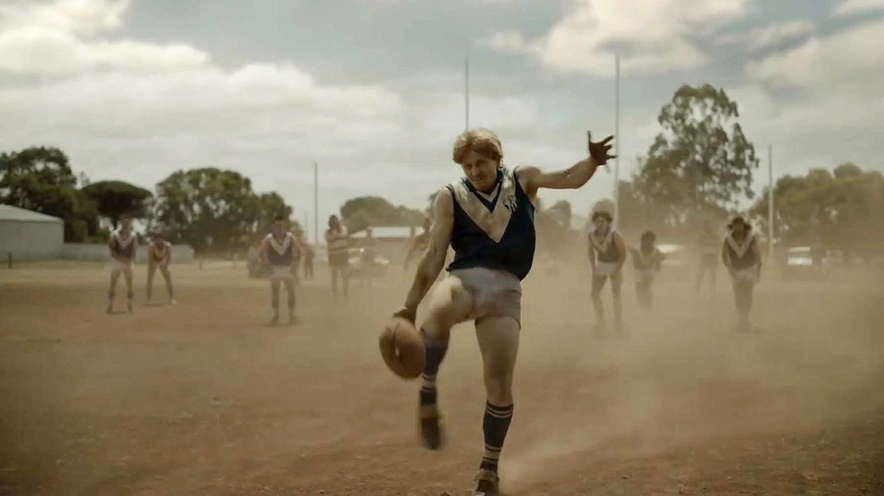 Best Ad of the Day: Furphy Refreshing Ale 'The Unbelievable Kick' via Thinkerbell