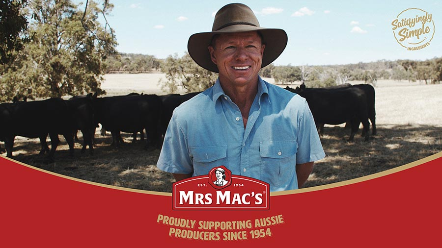 MRS MAC'S SHOWCASES COMMITMENT TO FRESH INGREDIENTS AND LOCAL PRODUCERS VIA FIREFLY360