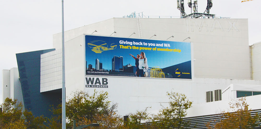 WA BILLBOARDS: We Have Social Distancing Nailed