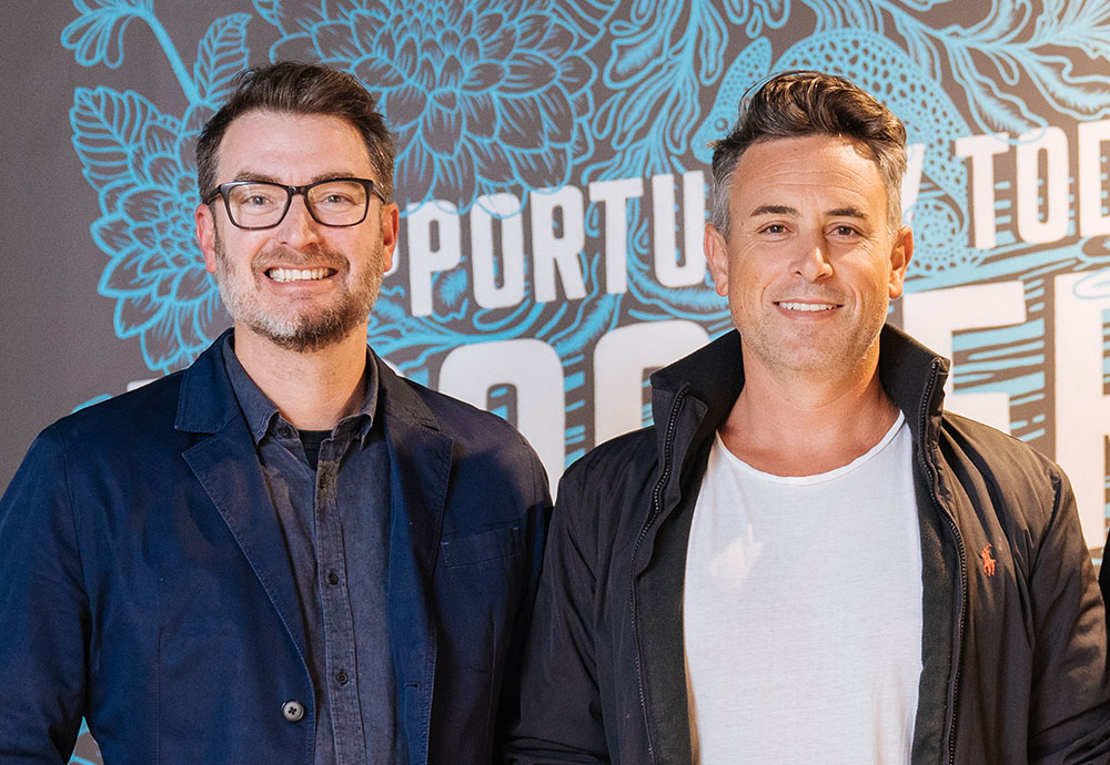 Marcus Tesoriero to depart The Brand Agency; Dean Hunt and Dan Agostino to lead creative team