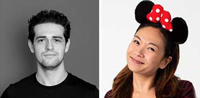 Gatecrasher's Scott Pelham and Melanie Goh Finalists for the 2020 Snapchat Young Lions Australia competition