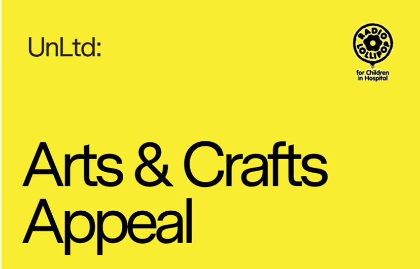 UnLtd launches Arts and Crafts appeal to help kids struggling with isolation in WA hospitals